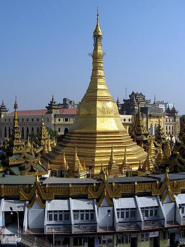 Мьянма Sule Paya